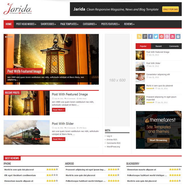jarida-Wordpress-theme-Responsive