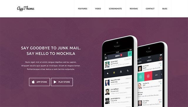 AppTheme-Wordpress-theme