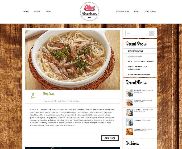 DownTown-Blog-Page-WordPress-Responsive-Theme