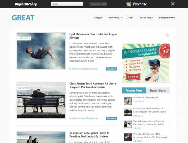 Great-Free-Wordpress-Theme