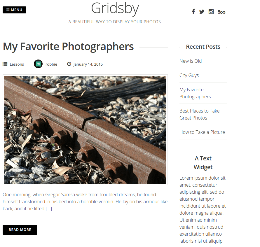 Gridsby-Wordpress-theme