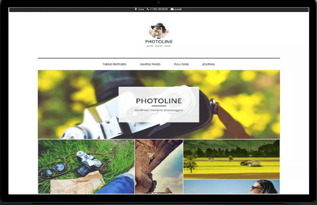 Photline Pages
