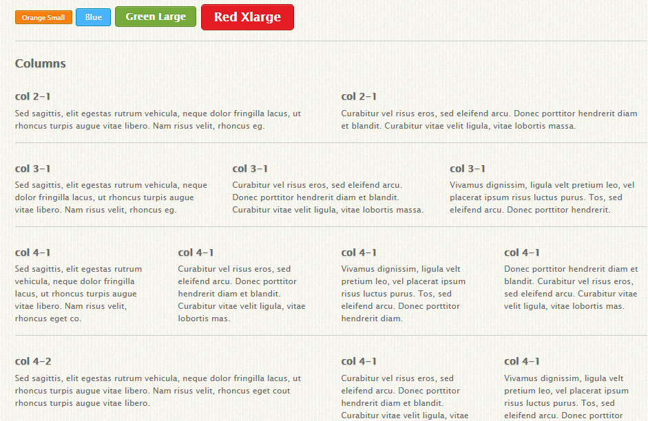 Wumblr- Different shortcodes provided by this theme makes easy to generate layout of your choice