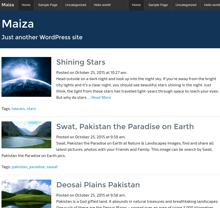 Blog-Wordpress-maiza