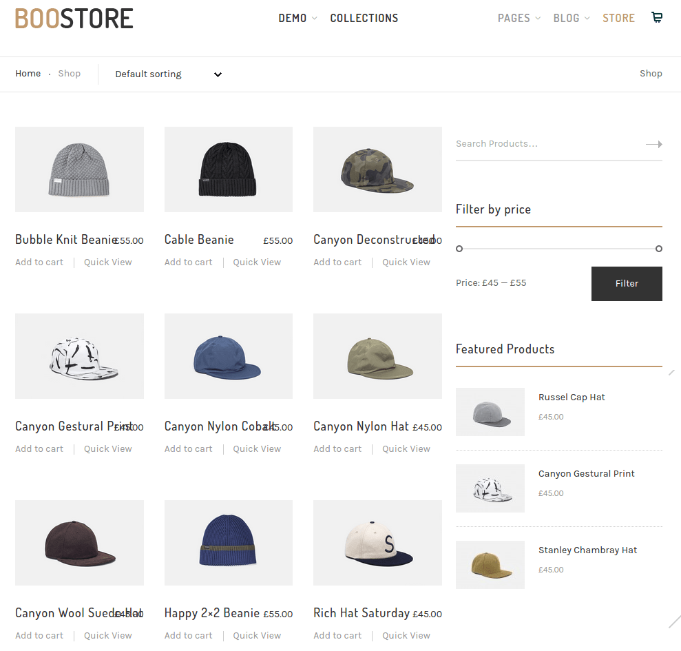 BooStore-Wordpress-theme-store