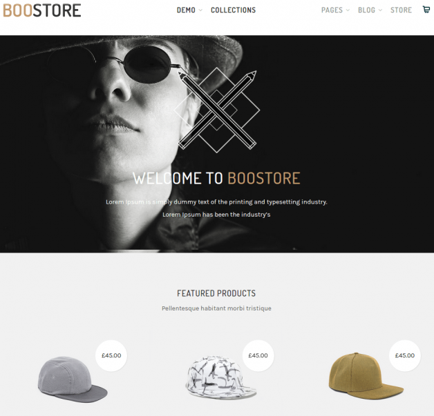 Boostore-Wordpress-theme-Featured-products