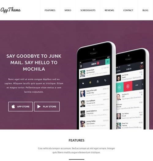 AppTheme-Wordpress-Theme by MyThemeshop