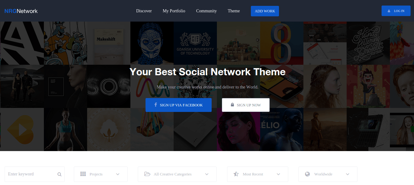 NRGnetwork Home Page
