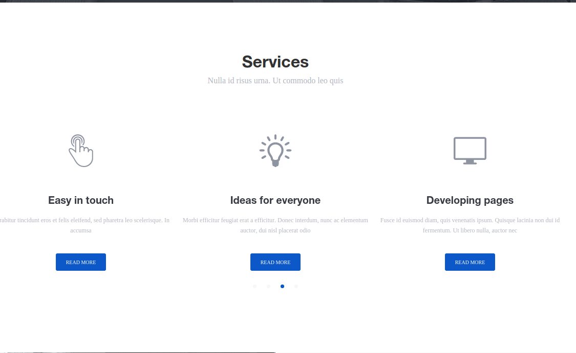 NRGnetwork Services Section