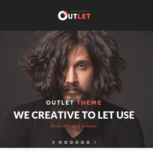 Outlet Theme