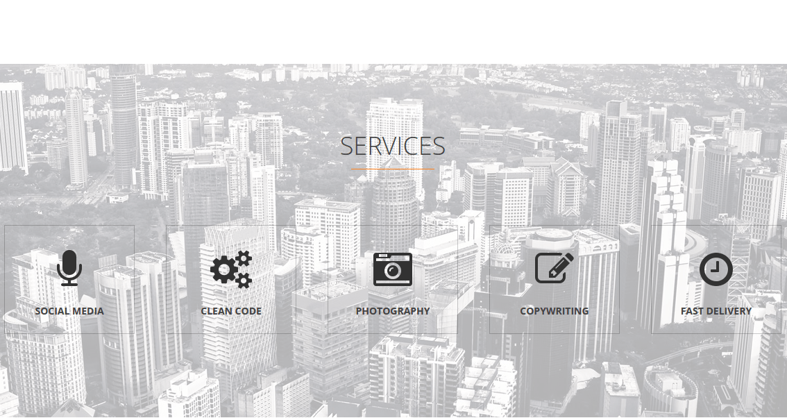 Patti Services Page