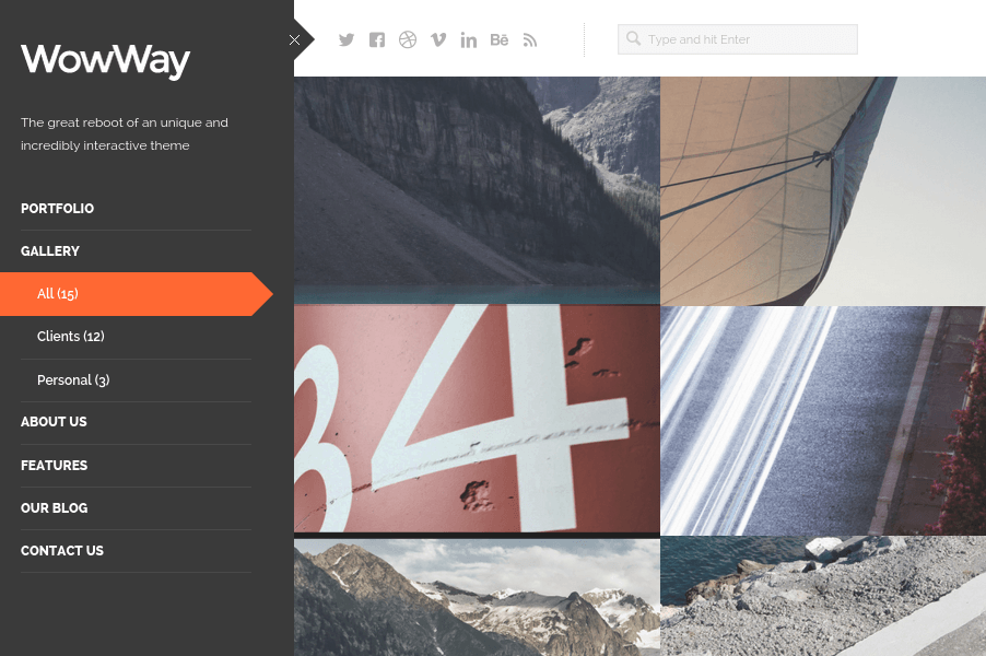 WowWay Gallery Page