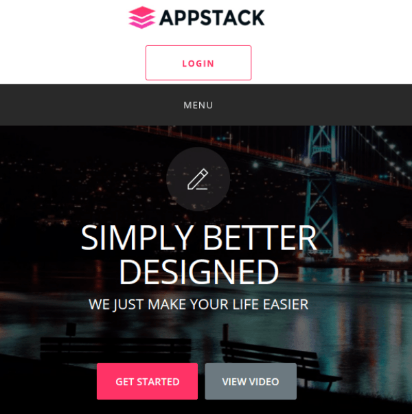 AppStack Theme