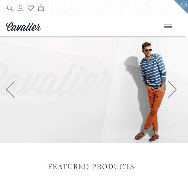Cavalier - WooCommerce Responsive WordPress theme