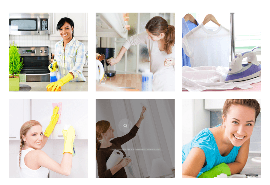 Cleaning company - gallery