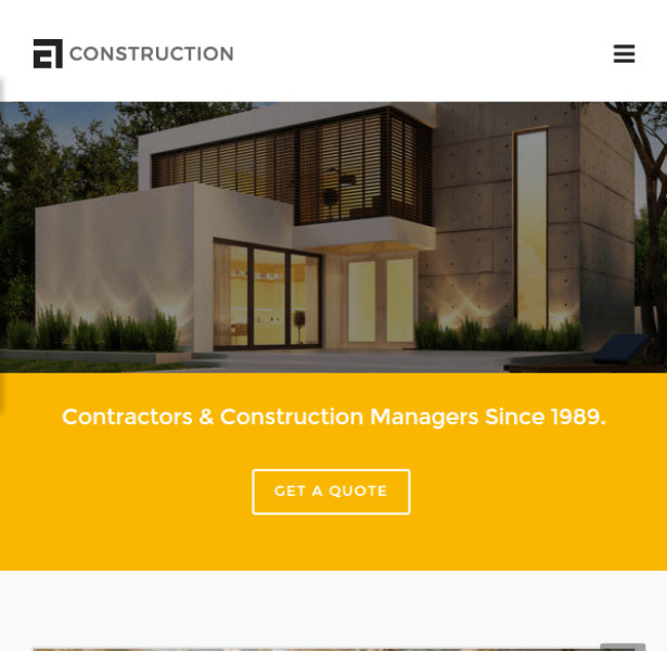 Construction Theme
