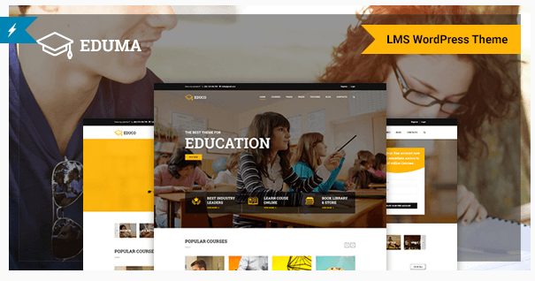 Education WP - Education WordPress theme