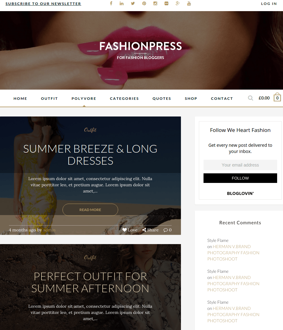 FashionPress-blogs
