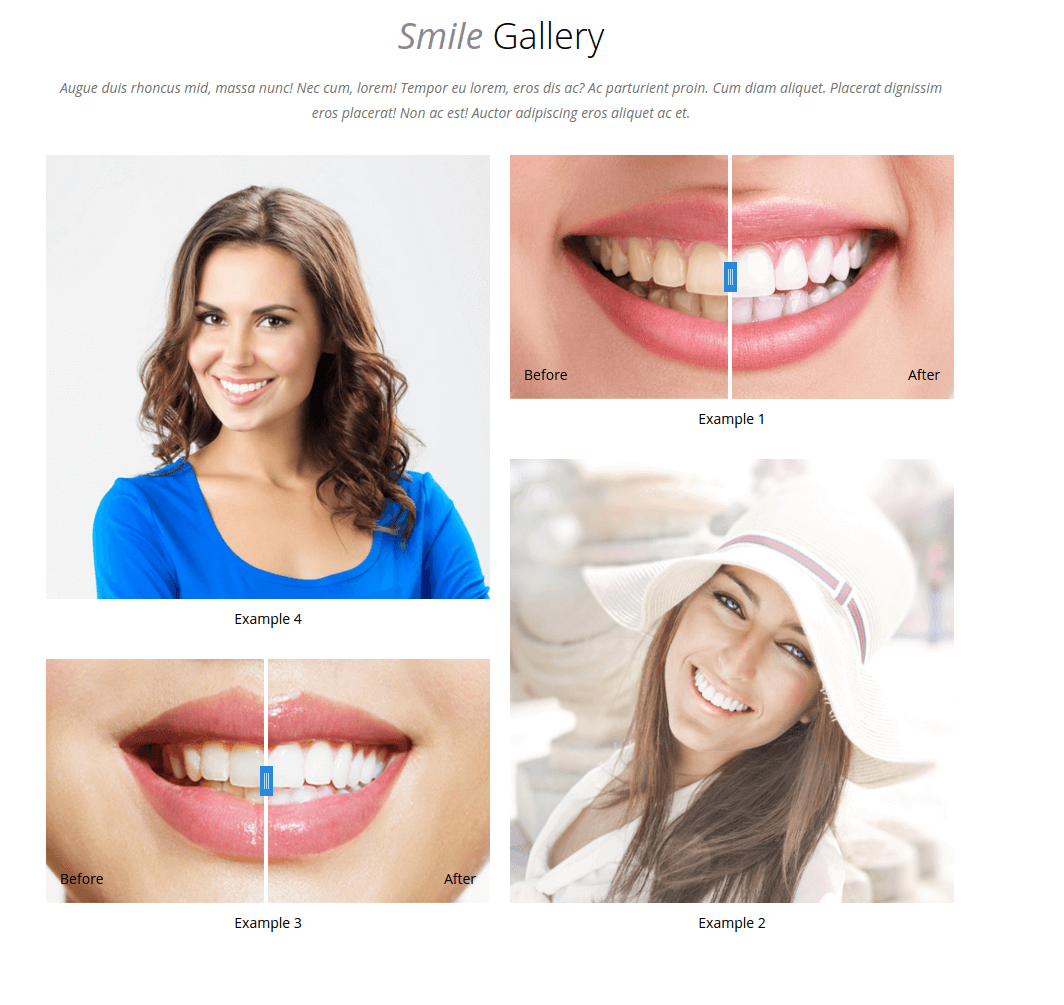 Gallery - Dentist