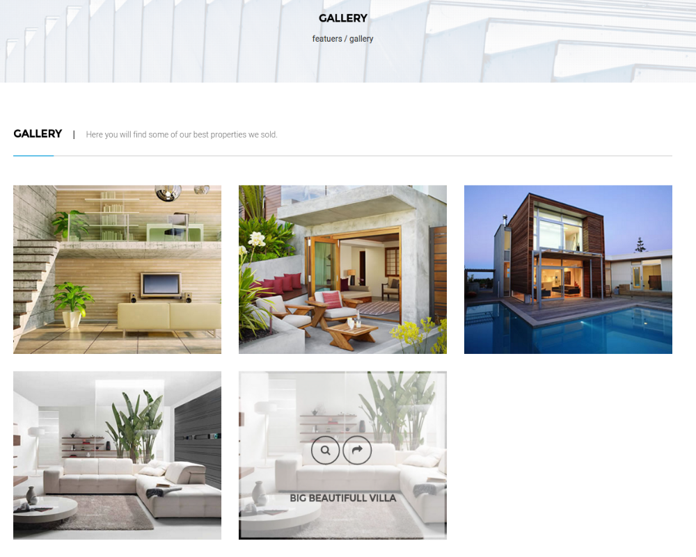 Gallery Page - Hometastic
