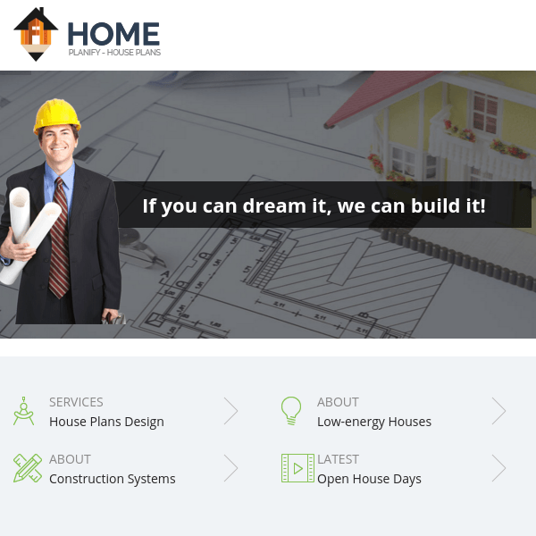 Home Planify - WordPress Real Estate Theme