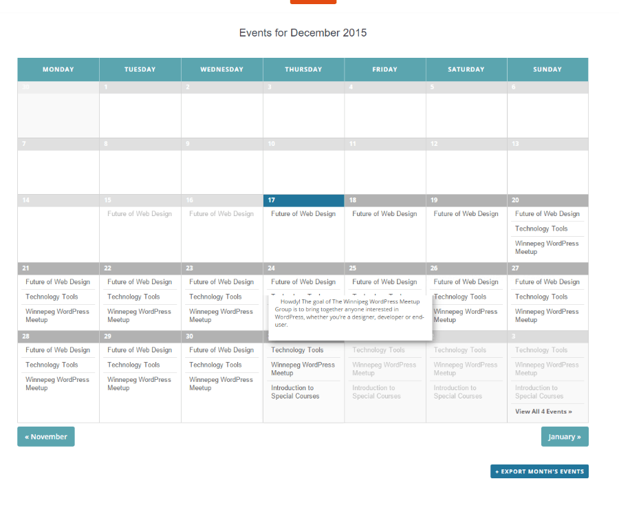LearnPlus - Events