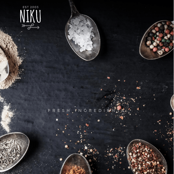 Niku - Restaurant & Food Menus WooCommerce Theme