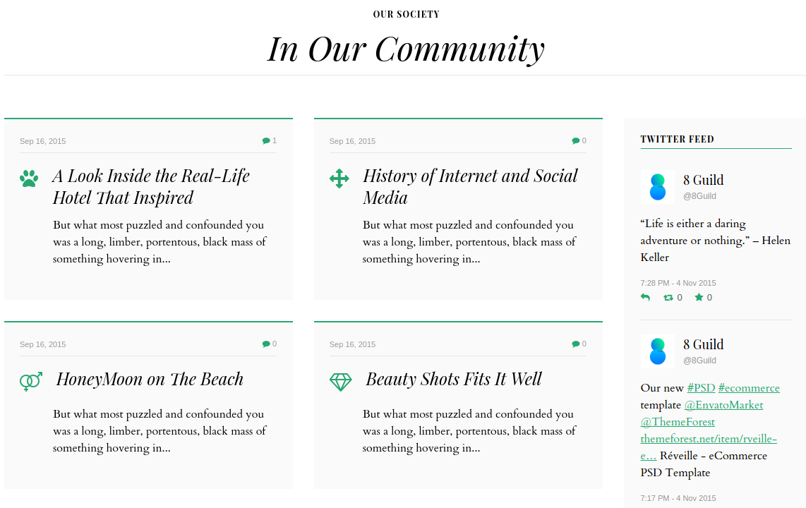 Penny Community Page