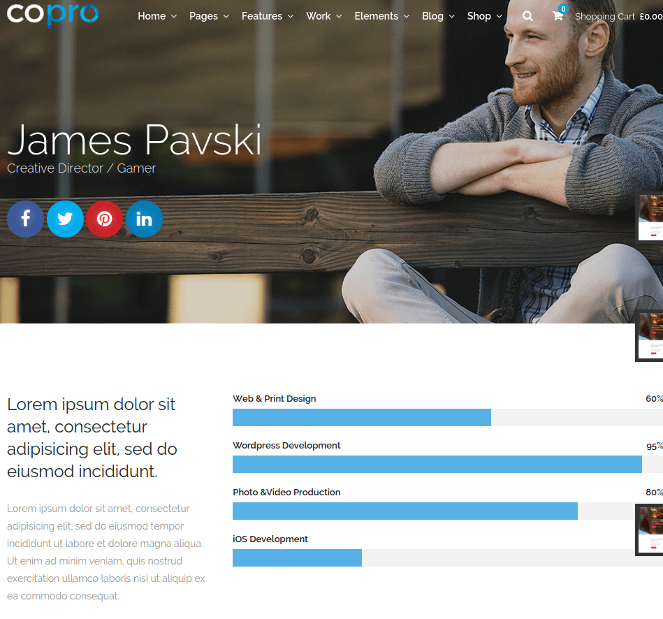 Personal Page of CoPro