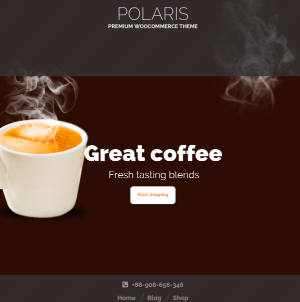 Polaris Theme