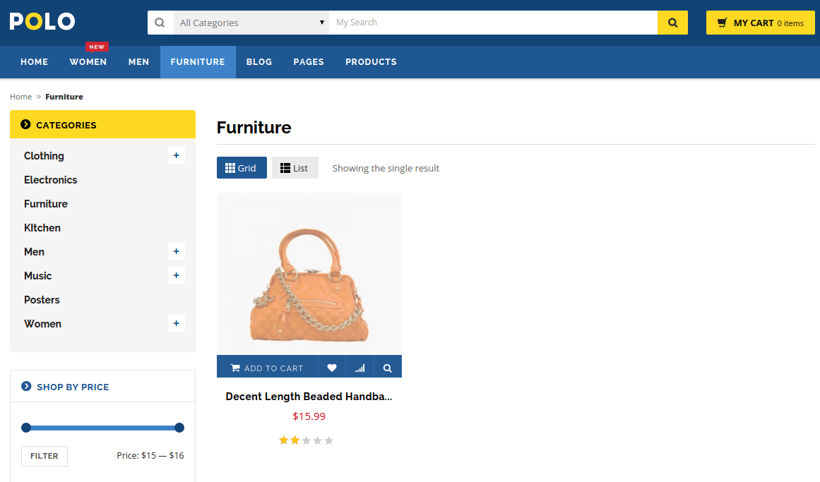 Polo Furniture Page