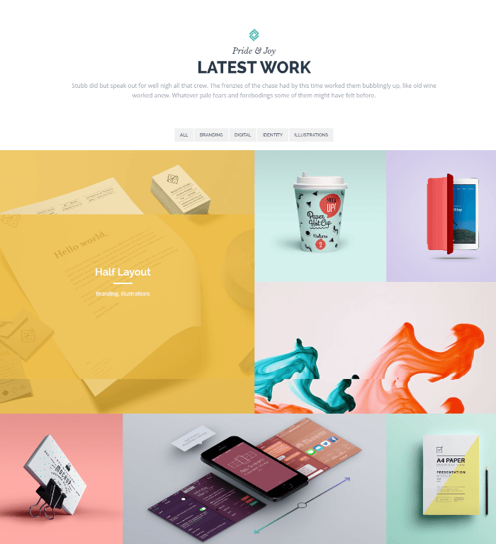 Recent works of Pulse theme