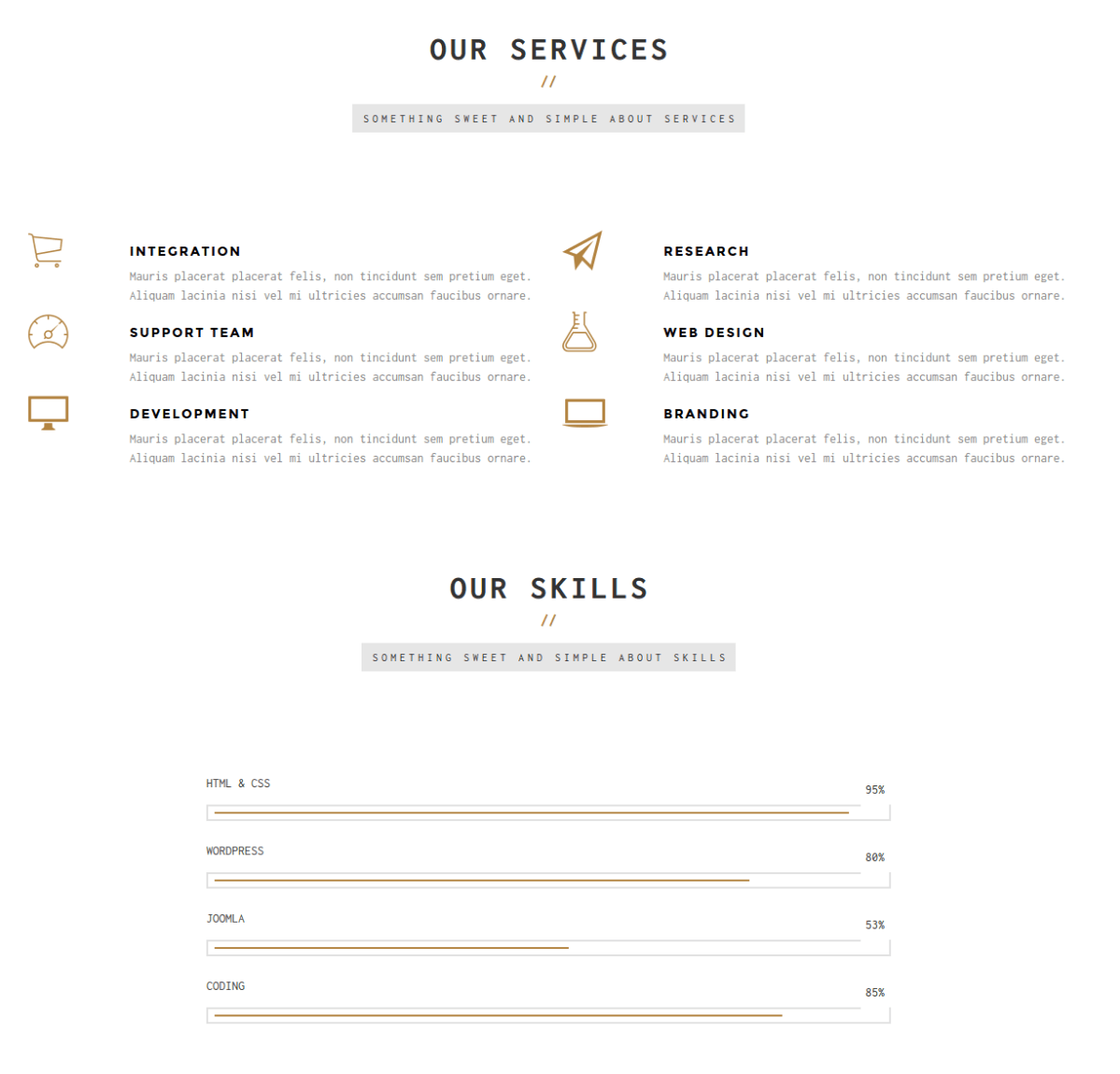 Services Page - Empro