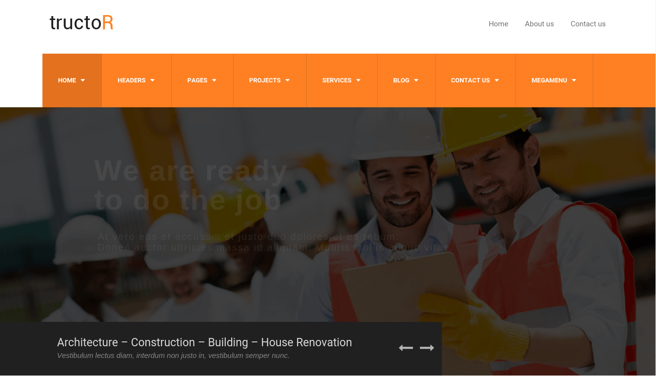Tructor Home Page