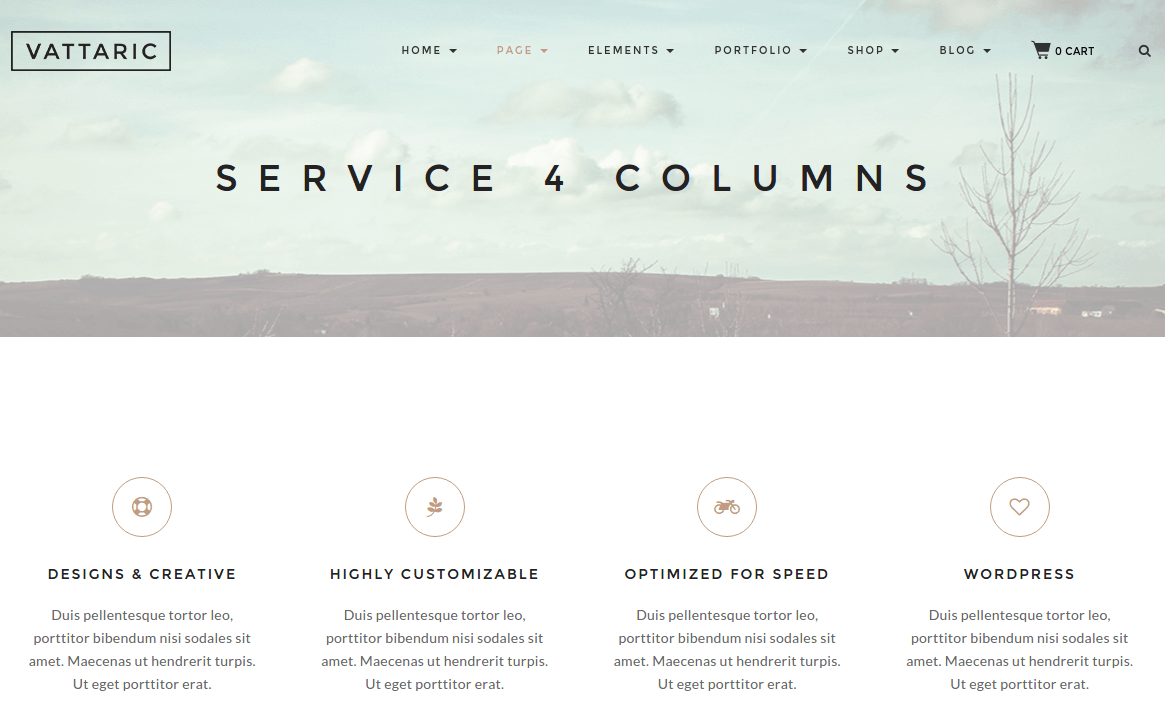 Vattaric Services Section
