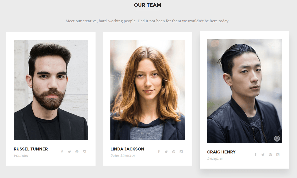 Velo Team Page