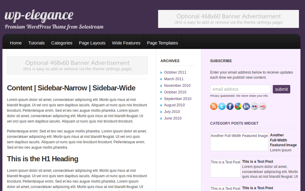 WP-Elegance-WordPress-NarrowSidebar