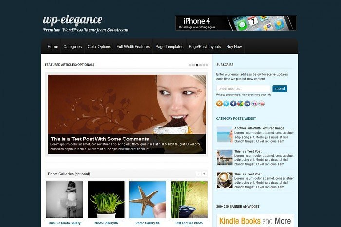 WP-Elegance-WordPress