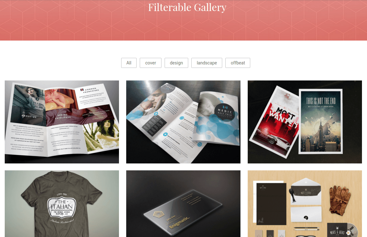 Wired Gallery Page
