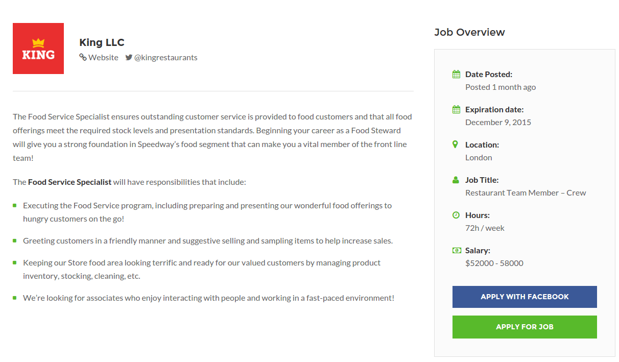 WorkScout Jobs Page