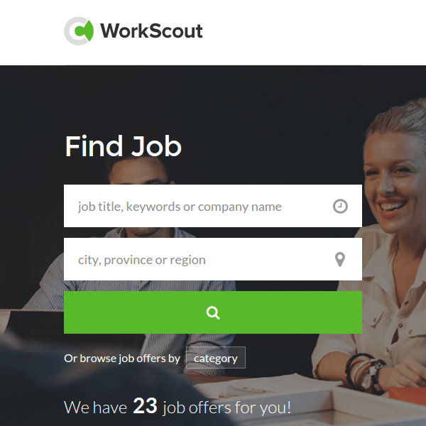 WorkScout - Job Board WordPress Theme