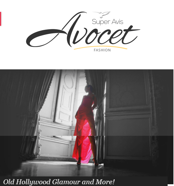 Avocet - WordPress Blog Theme