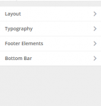 Extra - Customize Footer