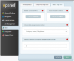 Fable - ePanel - SEO - Index page SEO