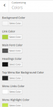 StyleShop - Live Customizer - Colors